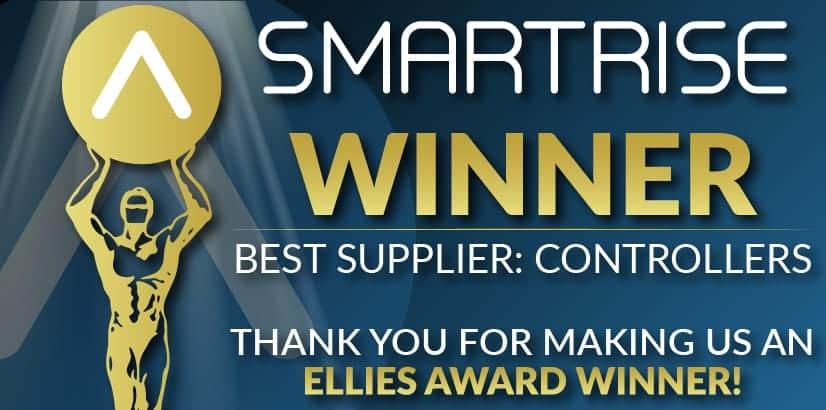 Ellies Award 2019 - Smartrise for Best Supplier
