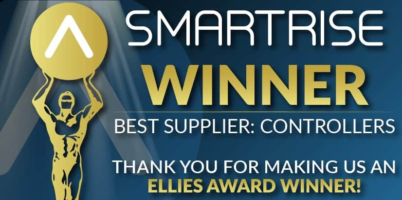 Ellies Award 2019 - Smartrise for Best Supplier